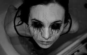 black and white halloween makeup halloween makeup image 2202570