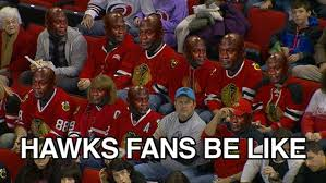 Blackhawks Meme - carolina hurricanes troll chicago blackhawks with michael jordan