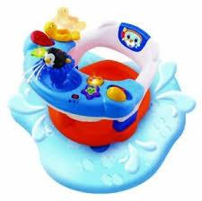 siege de bain vtech jouet de bain siège interactif 2 en 1 vtech neuf ebay