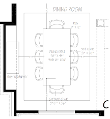dining room layout dining room furniture layout with 9 x 12 rug lee residence