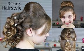 simple indian party hairstyles for long hair best hair style 2017