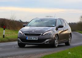 used peugeot estate cars peugeot 308 sw review 2014 parkers