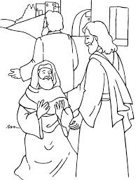 jesus the good shepherd coloring pages jesus heals a little boy coloring page bible jesus heals