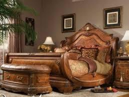 Antique Bed Sets Sleigh Bed Bedroom Sets Foter