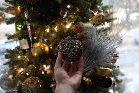 Black And Gold Christmas Tree Decorations Build Your Own Champagne Christmas Tree Sparkling Winos