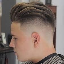 mens hairstyles awesome how to do a fade haircut xa cut step by
