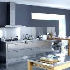 cuisine industrielle inox cuisine professionnelle inox plan de travail inox cuisine pro 1