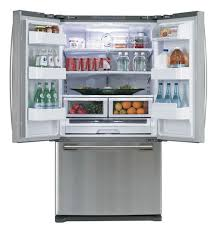 Samsung French Door Reviews - samsung rf261beaesr review french door refrigerator 2017
