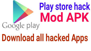 hacked apk store play store mod apk