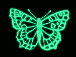 butterfly that changes colours gif by vee18551 on deviantart