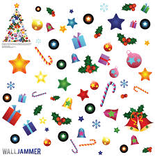 life size christmas tree collage walljammer wall decal christmas tree collage walljammer