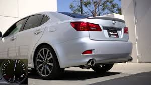 lexus is 300 for sale bay area tanabe medalion touring exhaust for 2006 2013 lexus is250 u0026 is350