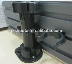 kitchen cabinets adjustable legs plastic legs buy kitchen