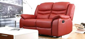 red leather reclining sofa red leather electric reclining sofa