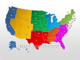 map of us powerpoint us map twenty hueandi co
