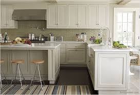 kitchen engaging painted kitchen cabinets two different colors