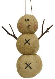 primitive tree decorating ideas
