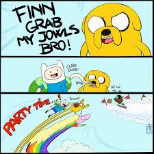 Meme Adventure Time - grab my meme adventure time by mkonstantinov on deviantart