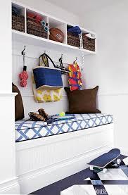 Mudroom Bench Seat Floating Mudroom Bench Design Ideas