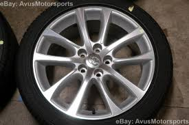 lexus is300 tires prices 2014 toyota avalon oem 18