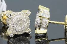 real diamond earrings for men diamond earrings studs for men ebay