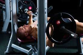 Seated Bench Press Chest Exercises To Break A Bench Press Plateau