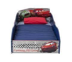 race car beds for girls amazon com delta children wood toddler bed disney pixar cars