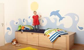 kinderzimmer selbst gestalten kinderzimmer wandmalerei selbst de