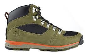 timberland gt scramble mid men u0027s hiking boots olive black orange