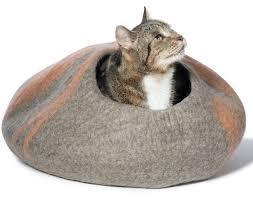 kittikubbi cat bed hideout gadget flow