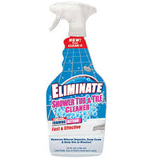 clean x 25 oz eliminate shower tub and tile cleaner 7999 7 the