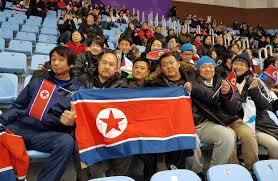 Different Countries And Their Flags At The Olympics It U0027s Not Just North Koreans Rooting For North
