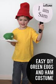 easy costumes easy diy green eggs and ham costumes for dr suess day it s