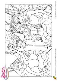 coloriage barbie et le secret des fees sur hugolescargot com