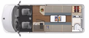 Open Range Fifth Wheel Floor Plans by New Or Used Class B Motorhomes For Sale Camping World Rv Sales