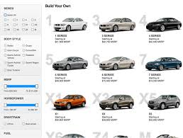 bmw build your car bmw usa build your own filter halli gomberg