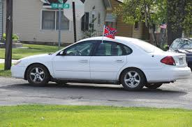 Rebel Flag Ford Northern Minnesota High Confederate Flag Controversy Ends