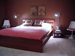 glorious master size platform bed added small nightstands also