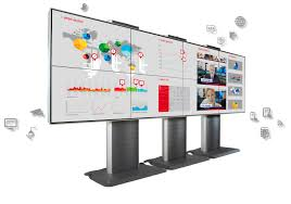 chief wall mounts complete video wall solution in one package instant videowall