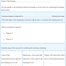 performance evaluation forms free lunch voucher template job form