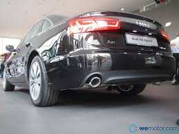 audi a6 price 2013 audi a6 hybrid is here price starts from rm280 000 without