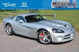 dodge viper for sale dallas dodge viper for sale in oregon carsforsale com