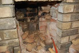 how do i remove an old chimney better life