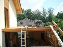 carport mit balkon koenigswiesen