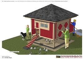 home garden plans l301 chicken coop plans construction roll