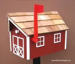 wood mailbox ebay