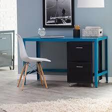 metal computer desks workstations blue modern metal computer desk workstation perfect contemporary