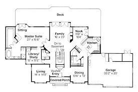 Home Design 6 X 20 Tudor House Floor Plans Free Design Modern Figure0754 Hahnow In