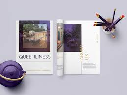 real estate brochure templates psd free queenliness real estate brochure template freebie
