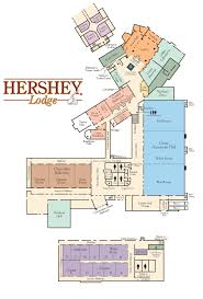 plant layout of hotel floor plans for hershey lodge hershey resorts